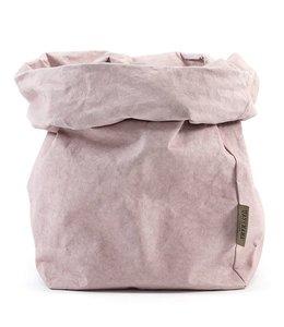UASHMAMA® Paper Bag Quarzo Rosa