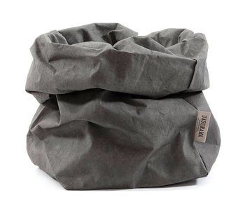 Paper Bag D. Gray