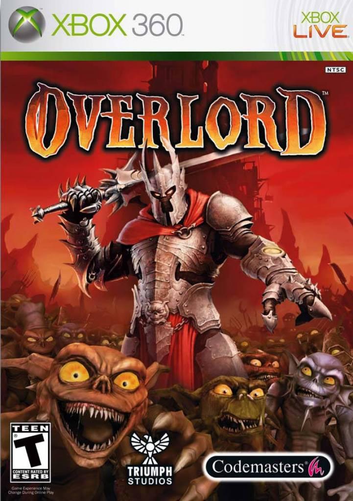 Overlord (Бука) 2007. скачать бесплатно Overlord (Бука) 2007.