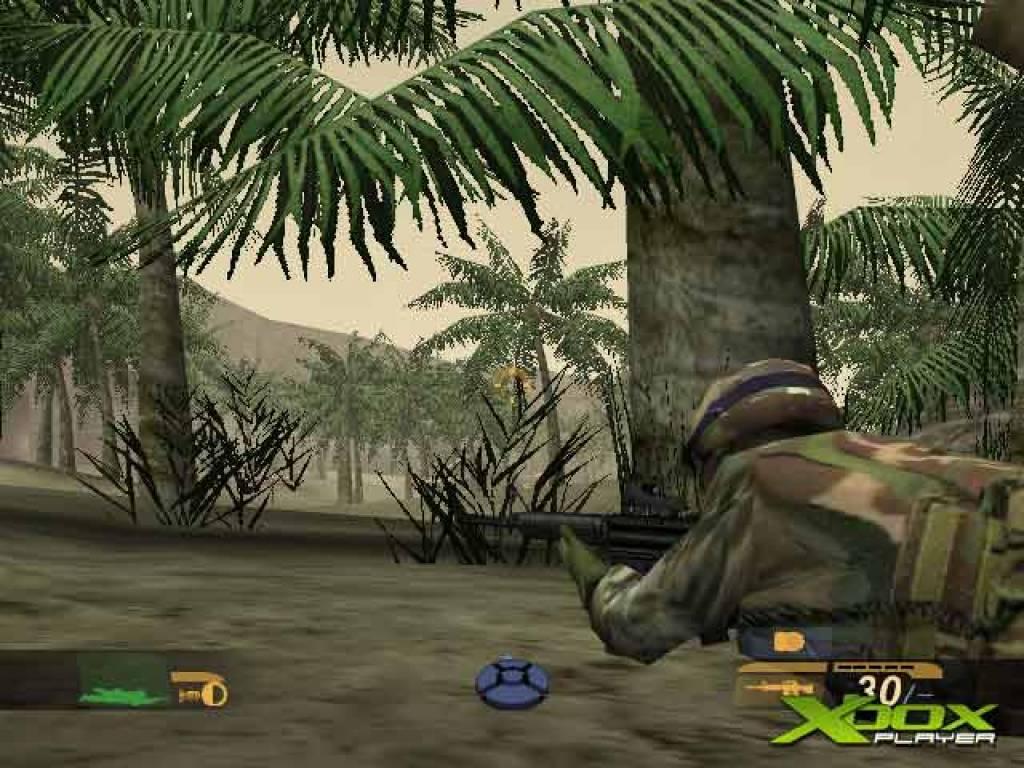 Xbox Tweedehands: Ghost Recon Island Thunder