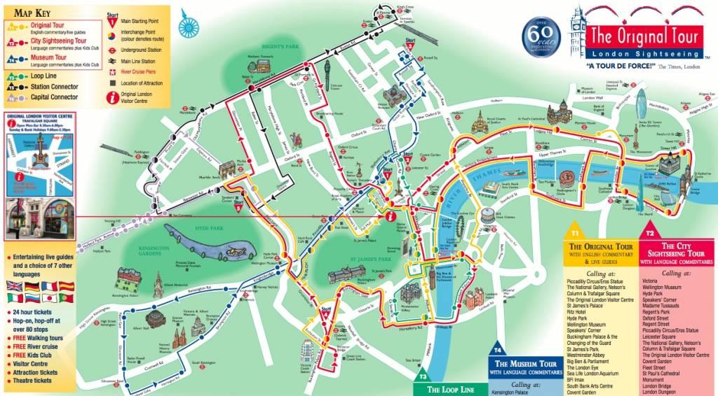 london hop of hop off route pdf