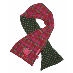 Dutch Design Bakery Scarf (Sjaal) Red