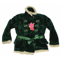 Dutch Design Bakery Militairy Jacket (Jas) Llined, Padded and Quilted