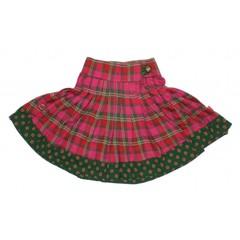 Dutch Design Bakery Scottisch Wrap Skirt