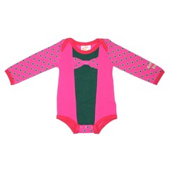Dutch Design Bakery Baby Overall Longsleeves
