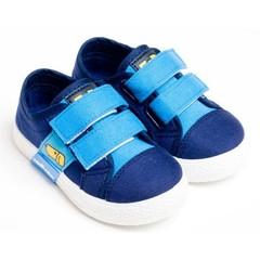 Bunidi Schoen Fashiondog Blauw
