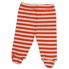 Canboli Baby Broek Streep Oranje