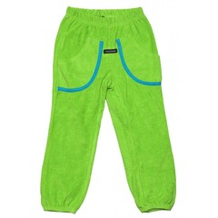 Moonkids Broek Pocket sweatpants Apple Green