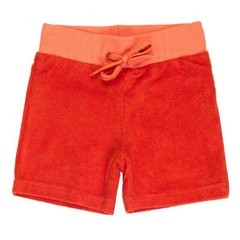 Moonkids Shorts korte broek Spicy Orange