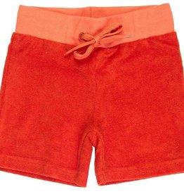 Moonkids Shorts korte broek Spicy Orange