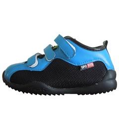 Sports Klittenband Schoen Blue