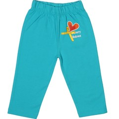 Dutch Design Bakery Legging Aqua Hart