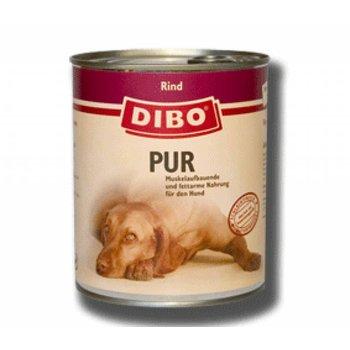 Dibo Pur Rundvlees tray 6st.