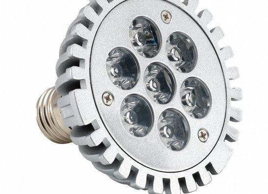 LED E27 PAR