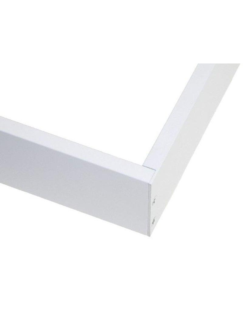 LED Panel Rahmen 600x600 mm Weiß