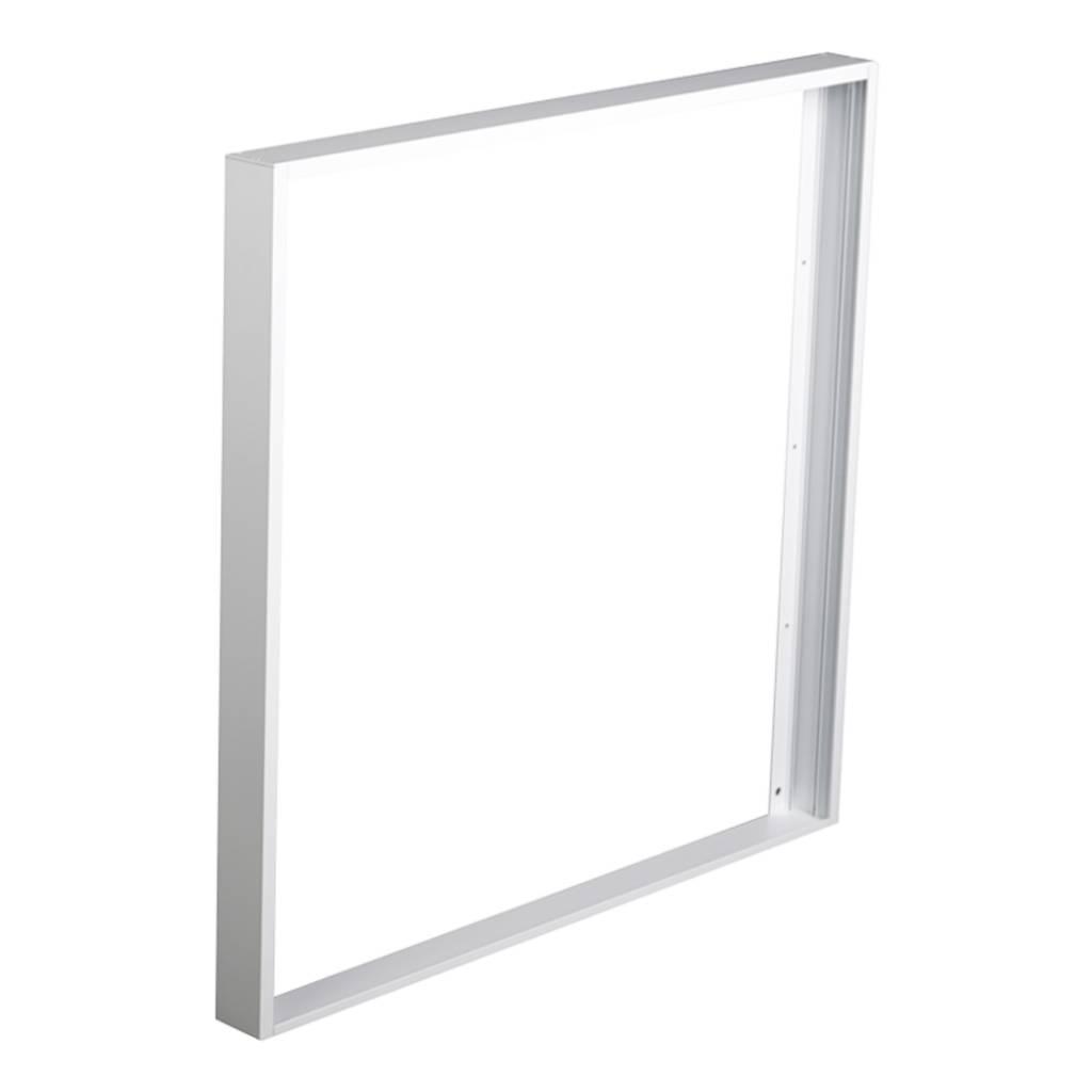 led panel rahmen 600x600 mm aluminium ledfactory. Black Bedroom Furniture Sets. Home Design Ideas