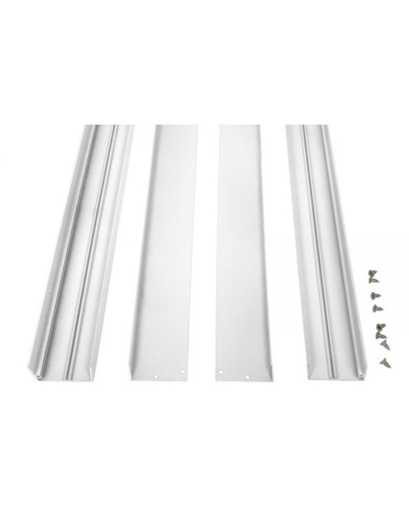 LED Panel Rahmen 600x300 mm Weiß