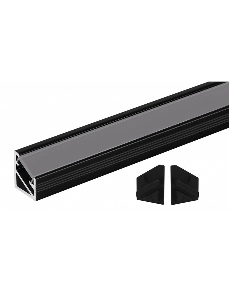 aluprofil tri line mini ledfactory. Black Bedroom Furniture Sets. Home Design Ideas