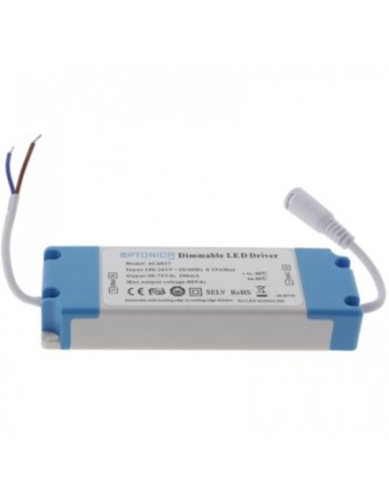 20-30W Dimmbares Netzteil für Einbauleuchten 220V 300MA