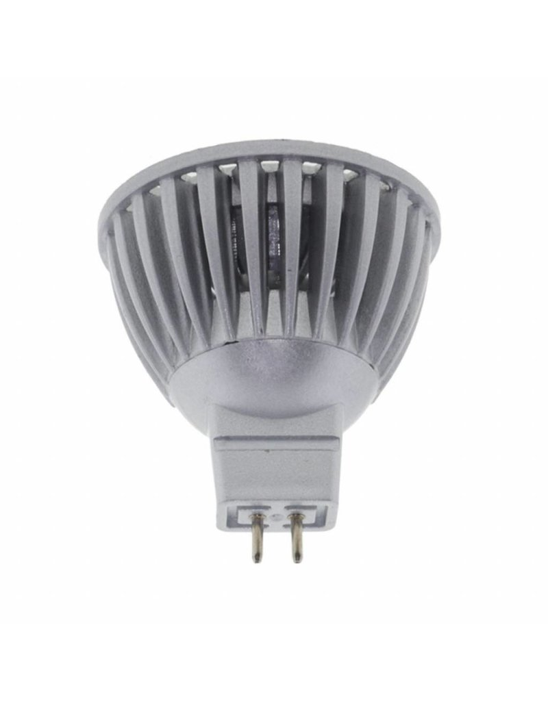 6w gu5 3 mr16 led cob lampe 12v spot ledfactory. Black Bedroom Furniture Sets. Home Design Ideas