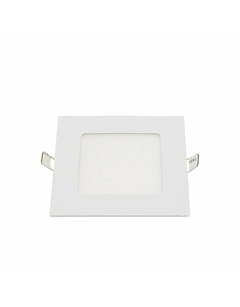 6W LED Mini Panel Quadratisch
