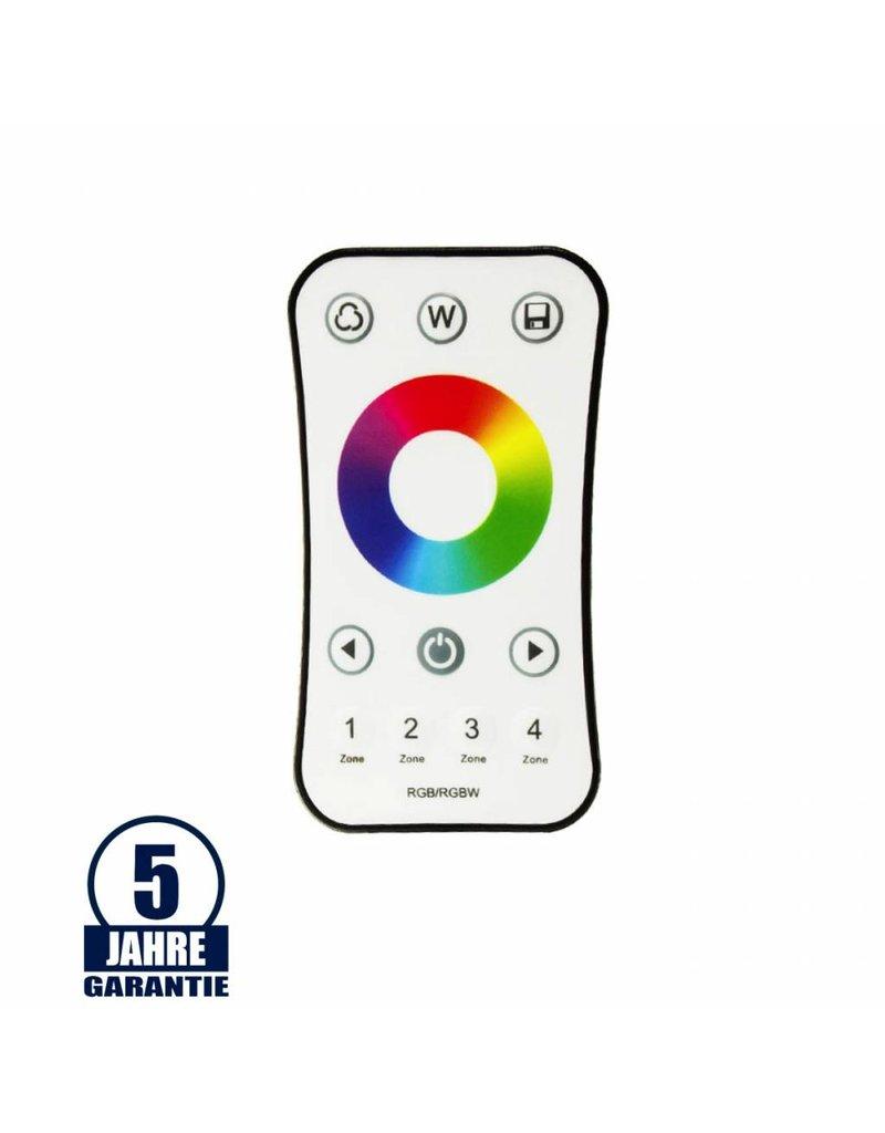 LED R8 RGB / RGBW CONTROLLER RF 2.4G