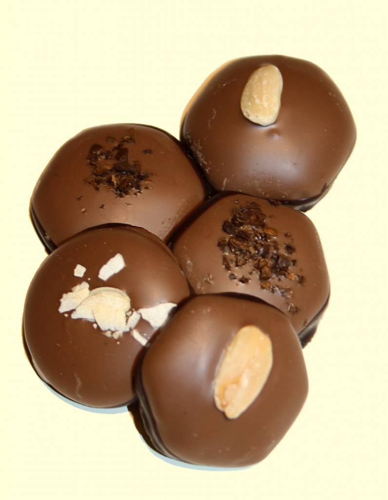 Honiglebkuchen mit Vollmilchschokolade, 250g