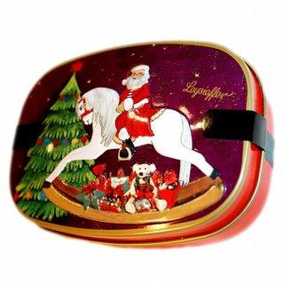 Leysieffer Weihnachts-Kinderdose Schaukelpferd mit leckeren Schokoladenüberraschungen