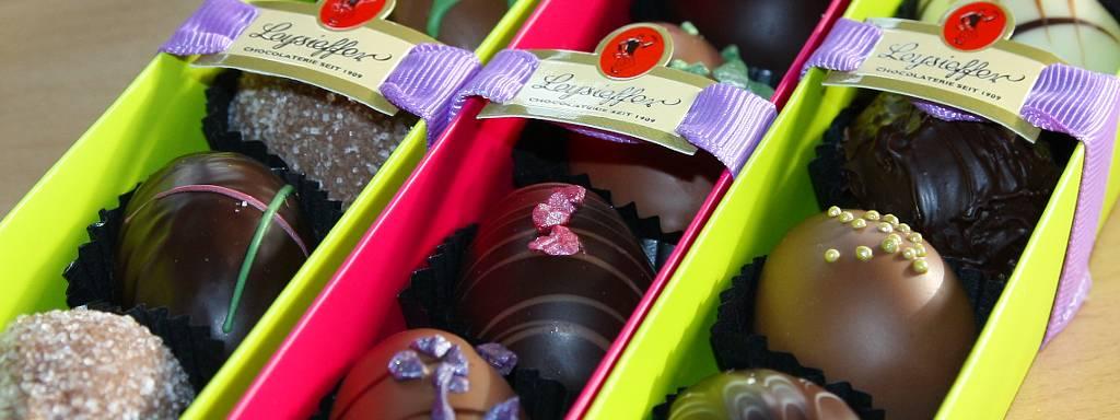 Erlesene Leysieffer Ostergeschenke in unserem Online-Portal bestellen