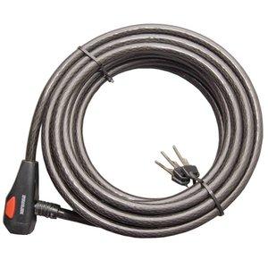 Kabelslot 10meter - vast slot