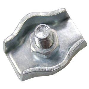 Stahldrahtklem verzinkt 4mm