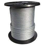 Staalkabels 10 mm - 100 meter verzinkt