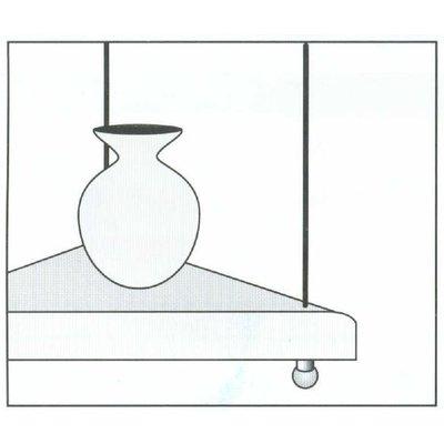 Filomat roestvaststaal Draadstoppen buisvormig