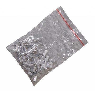 Draadklemmen 1.5mm voordeelpack 50 stuk