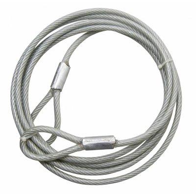 Kabel met lussen 5 meter