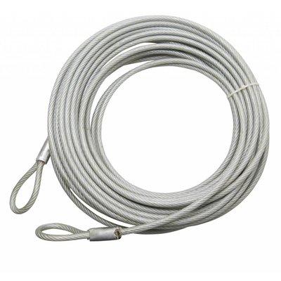 Kabel met lussen 25 meter