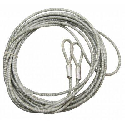Kabel met lussen 15 meter