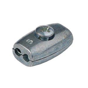 Eivorm draadklem 6mm