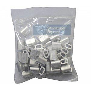 Draadklemmen 3mm voordeelpack 50 stuks