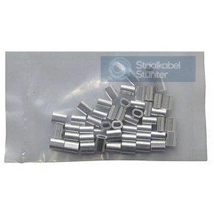 Draadklem 1mm voordeelpack 50 stuks
