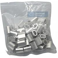 Presshülsen 5mm Vorteil Verpackung  50 Stück