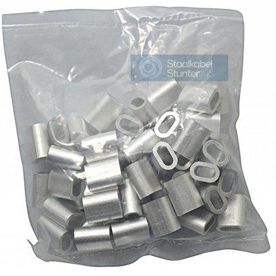 Draadklemmen 5mm voordeelpack 50 stuk