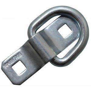 Ring auf Platte