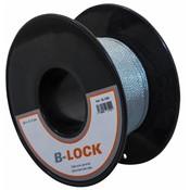 B-Lock Drahtseil op rol - 1.5 mm 50 meter auf Rolle