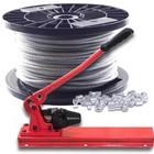 Staalkabel 4 mm 100 meter Aktiepakket