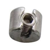 Edelstahl Drahtseilklemme Klemmring 5mm - M10