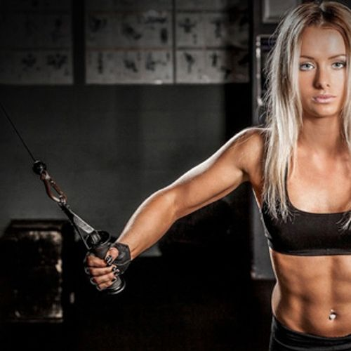Fitness Staalkabel