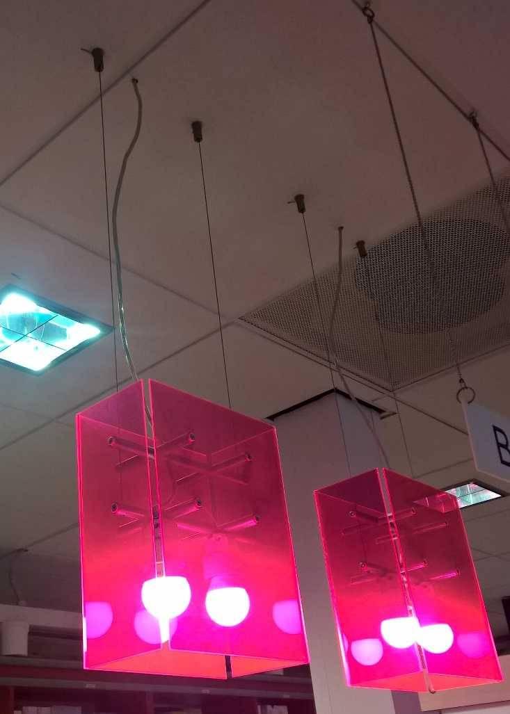 Staalkabel hanglamp