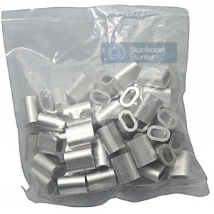 Draadklemmen 6mm voordeelpack 50 stuks