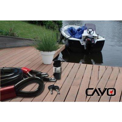 Cavo Kabelschloss 3 meter Sicherheitsschloss XL